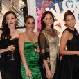 Exclusif - Laura Zazzara (compagne de M. Verratti), Chiara Picone (compagne de J. Pastore), Marrion Areola (compagne de A. Areola), Isabelle Malice (compagne de B.Matuidi), Deborah Panzokou (compagne de T. Meunier)