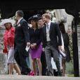 Le prince Harry - Mariage de Pippa Middleton et James Matthews, en l'église St Mark's, à Englefield, Berkshire, Royaume Uni, le 20 mai 2017.