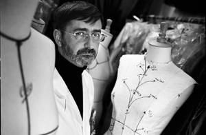 Franck Sorbier, le talentueux créateur français retrouve les podiums