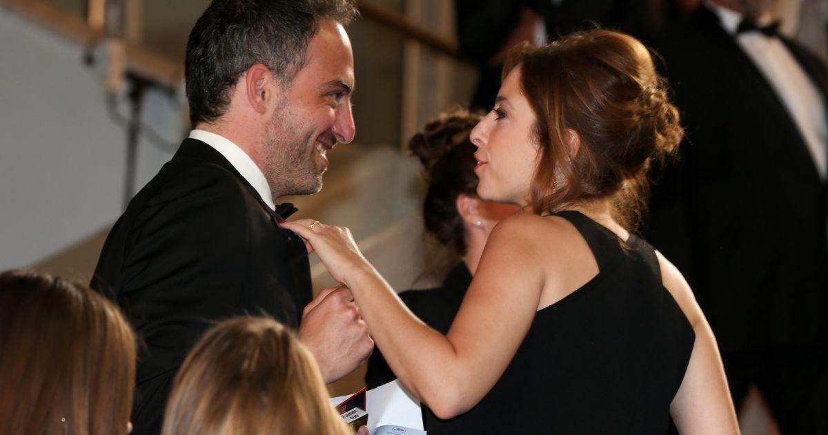 Raphaël Glucksmann News: Raphaël Glucksmann Et Léa Salamé à Cannes Le 21 Mai 2017