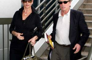 Catherine Zeta-Jones et Michael Douglas : la grande classe, tout simplement !
