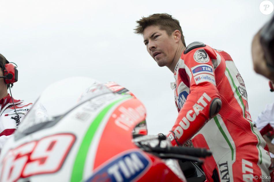 Moto: le pilote américain Nicky Hayden est mort