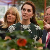 Kate Middleton : Beauté florale en Rochas au Chelsea Flower Show