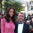 """Jade Foret et son mari Arnaud Lagardère - Montée des marches du film """"Les proies"""" lors du 70e Festival International du Film de Cannes. Le 24 mai 2017. © Borde-Jacovides-Moreau / Bestimage"""