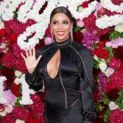 Eva Longoria : Très décolletée dans une robe sexy aux côtés de son mari José