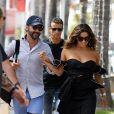 Eva Longoria et son mari José Antonio Baston lors du 70ème Festival International du Film de Cannes, le 23 mai 2017.