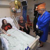 Attentat de Manchester : Elizabeth II au chevet des blessés