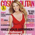 Blake Lively pour Cosmo