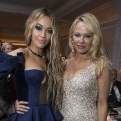 Rita Ora, Pamela Anderson et Naomi Campbell scintillantes pour de Grisogono