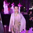 """Lan Yu -Soirée de Grisogono """"Love On The Rocks"""" à l'hôtel Eden Roc au Cap d'Antibes lors du 70 ème Festival International du Film de Cannes. Le 23 mai 2017."""