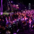 """Illustration -Soirée de Grisogono """"Love On The Rocks"""" à l'hôtel Eden Roc au Cap d'Antibes lors du 70 ème Festival International du Film de Cannes. Le 23 mai 2017."""