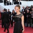 """Jasmine Trinca - Montée des marches du film """"D'Après une Histoire Vraie"""" lors du 70e Festival International du Film de Cannes. Le 27 mai 2017. © Borde-Jacovides-Moreau / Bestimage"""