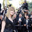 """Nastassja Kinski - Montée des marches du film """"D'Après une Histoire Vraie"""" lors du 70ème Festival International du Film de Cannes. Le 27 mai 2017. © Borde-Jacovides-Moreau/Bestimage"""