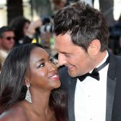 Hapsatou Sy et Vincent Cerrutti, parents in love devant Agathe de la Fontaine