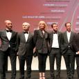 """""""Le Jury et les lauréats Un Certain Regard 2017 © Christophe Bouillon / FDC"""""""