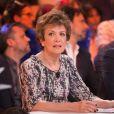 """Exclusif - Catherine Laborde - 1000e de l'émission """"Touche pas à mon poste"""" (TPMP) en prime time sur C8 à Boulogne-Billancourt le 27 avril 2017."""