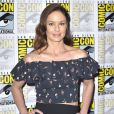 "Sarah Wayne Callies - Photocall de la série ""Prison Break"" lors du Comic Con de San Diego. Le 24 juillet 2016 © Future-Image / Zuma Press / Bestimage"