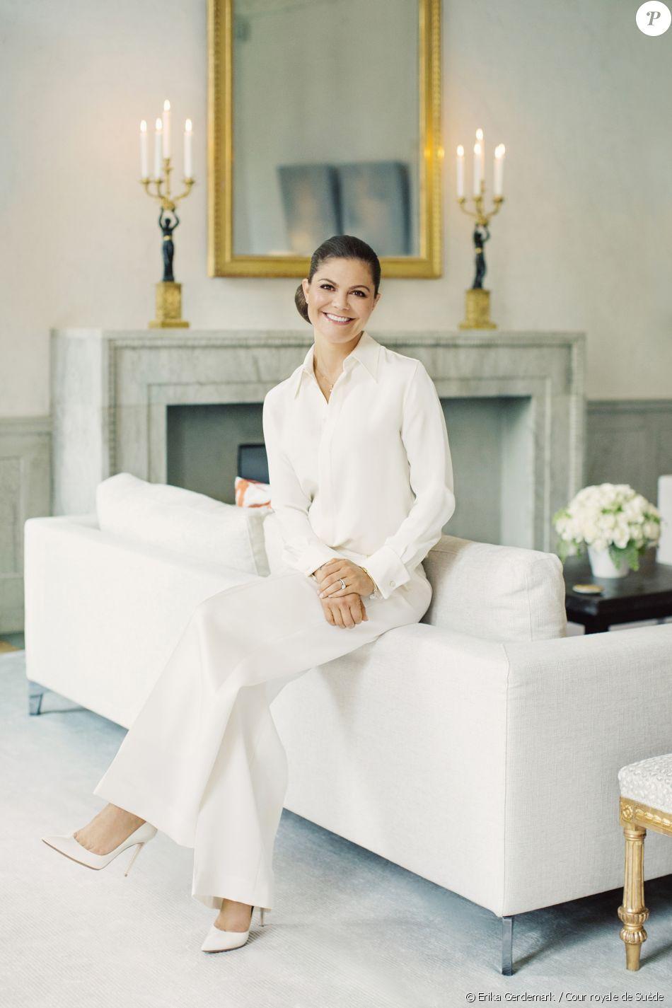 princesse victoria en avance sur son 40e anniversaire des photos lumineuses. Black Bedroom Furniture Sets. Home Design Ideas