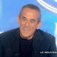 """Thierry Ardisson dans """"Salut les Terriens"""", le 3 juin 2017 sur C8."""
