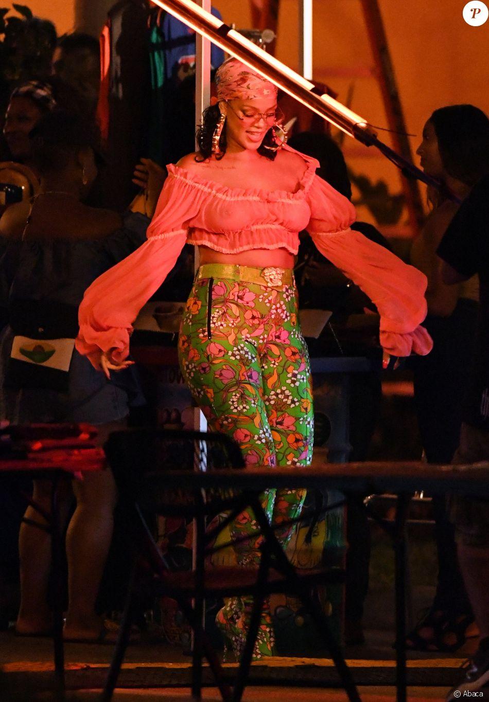Rihanna arm e de ses formes r agit au fat shaming et se montre ultrasexy - Rihanna poids 2017 ...