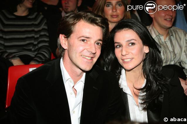 Marie Drucker et François Barouin