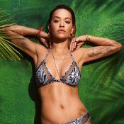 Rita Ora : Canon en bikini, la chanteuse est prête pour l'été !