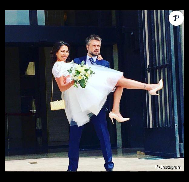 Anthony Dupray vient de se marier avec Raquel Chouiti !