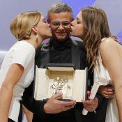 Abdellatif Kechiche a besoin d'argent : il vend sa Palme d'or de La Vie d'Adèle