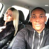 Anthony Martial : Crise de jalousie de Mélanie Da Cruz devant son ex !