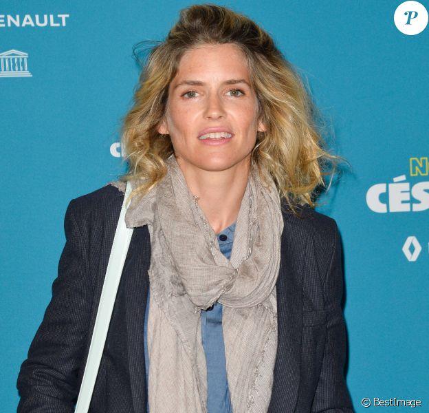 """Alice Taglioni - Dîner de gala """"Les Nuits en Or 2017"""" à l'Unesco organisé par l'Académie des César à Paris le 12 juin 2017. © Coadic Guirec/Bestimage"""