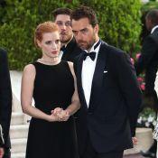 """Jessica Chastain mariée : """"Une journée magnifique"""" mais..."""