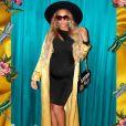 Beyoncé, enceinte de ses jumeaux, pose avec style sur Instagram le 10 mai 2017.