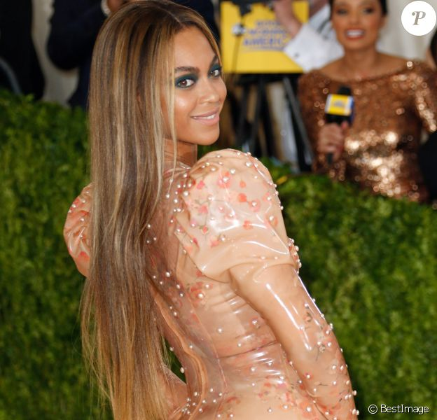 """Beyoncé Knowles - Soirée Costume Institute Benefit Gala 2016 (Met Ball) sur le thème de """"Manus x Machina"""" au Metropolitan Museum of Art à New York, le 2 mai 2016. © Charles Guerin/Bestimage"""