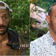 """Frédéric - Les candidats transformés physiquement. Finale de """"Koh-Lanta Cambodge"""" sur TF1, le 16 juin 2017."""