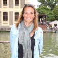 """Exclusif - Laure Manaudou - 2ème édition de l'Open Swin Stars """"Paris à la nage"""" au bassin de la Villette à Paris. Le 2 juillet 2016 © Marc Ausset-Lacroix / Bestimage"""