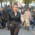 """Thylane Blondeau - Arrivées au défilé de mode prêt-à-porter printemps-été 2017 """"Chanel"""" à Paris. Le 4 octobre 2016 © CVS-Veeren / Bestimage"""