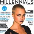 Couveture du nouveau magazine  Millennials, juillet-août 2017.