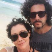 Shannen Doherty guérie de son cancer : ses cheveux repoussent très vite !