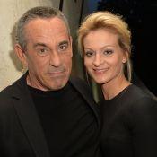 """Thierry Ardisson avec Audrey Crespo-Mara : """"Je suis heureux. Je crois au couple"""""""