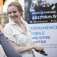 Nathalie Kosciusko-Morizet (NKM) candidate aux élections legislatives dans la 2ème circonscription de Paris reçoit la visite et le soutien de Jean-Pierre Raffarin le 6 juin 2017. © Romuald Meigneux/Bestimage