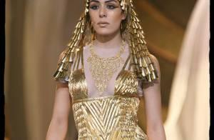 Toutes les photos de la Première de Cléopâtre avec la magnifique Sofia Essaïdi !