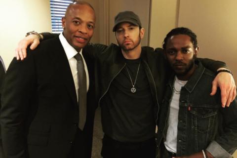 Eminem : Avec la barbe, le rappeur est transformé !