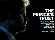 """Prince Harry : """"J'ai voulu quitter la famille royale..."""""""