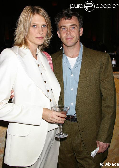 David Eigenberg avec sa femme Chrysti