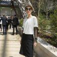 """Stella Tenant - Défilé de mode """"Chanel"""", collection Haute Couture automne-hiver 2017/2018, au Grand Palais à Paris. Le 4 juillet 2017. © Olivier Borde/Bestimage"""