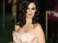 """Paz Vega très enceinte... pour assister au couronnement de Benicio Del Toro aux """"César espagnols"""" !"""