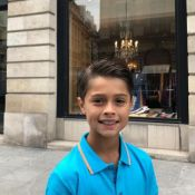David Charvet : Son fils Shaya lui ressemble de plus en plus...