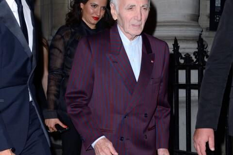 Fashion Week : Charles Aznavour élégant avec Kendall Jenner et Emily Ratajkowski