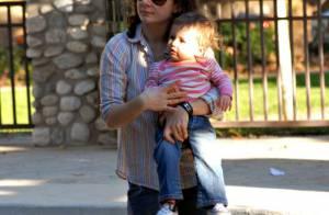 Sara Gilbert, pause tendresse avec sa fille !