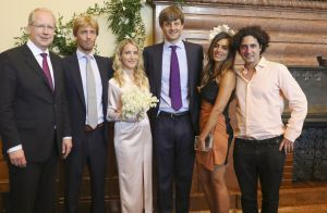 Ernst August de Hanovre et Ekaterina : Le mariage de l'année a commencé !